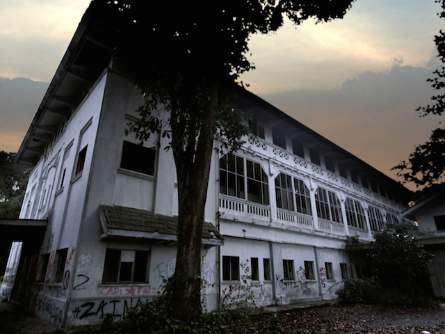 Old Changi Hospital | Haunted Places in Singapore | Honeycombers